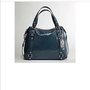 Coach Alexandra Leather Bag